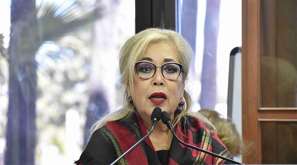 Diputados de Morena no consideran sus iniciativas, dice diputada del PRI