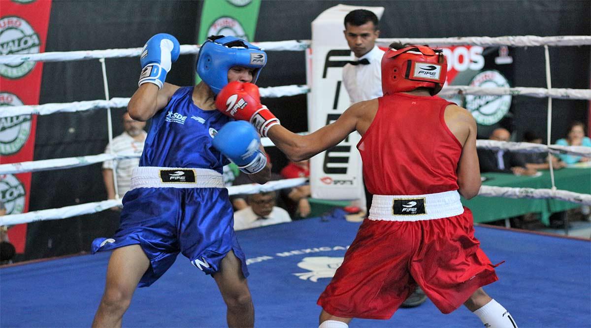 Será en marzo el selectivo de boxeo a los Panamericanos Junior