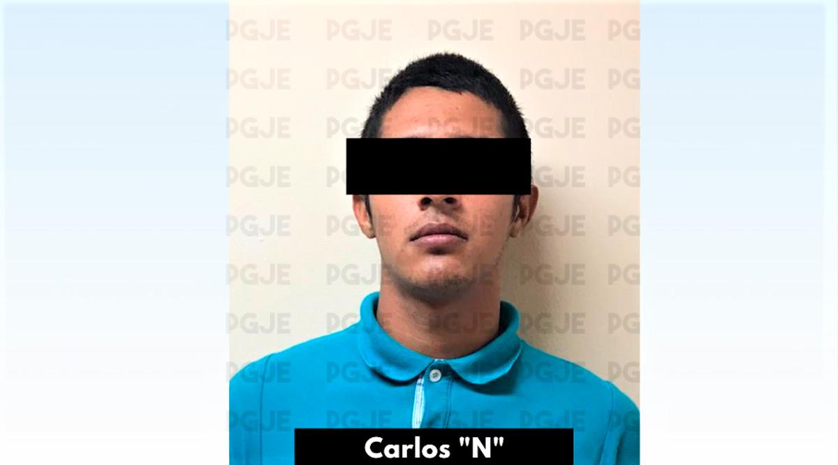 Prisión preventiva y vinculado a proceso imputado por robo a mano armada en La Paz