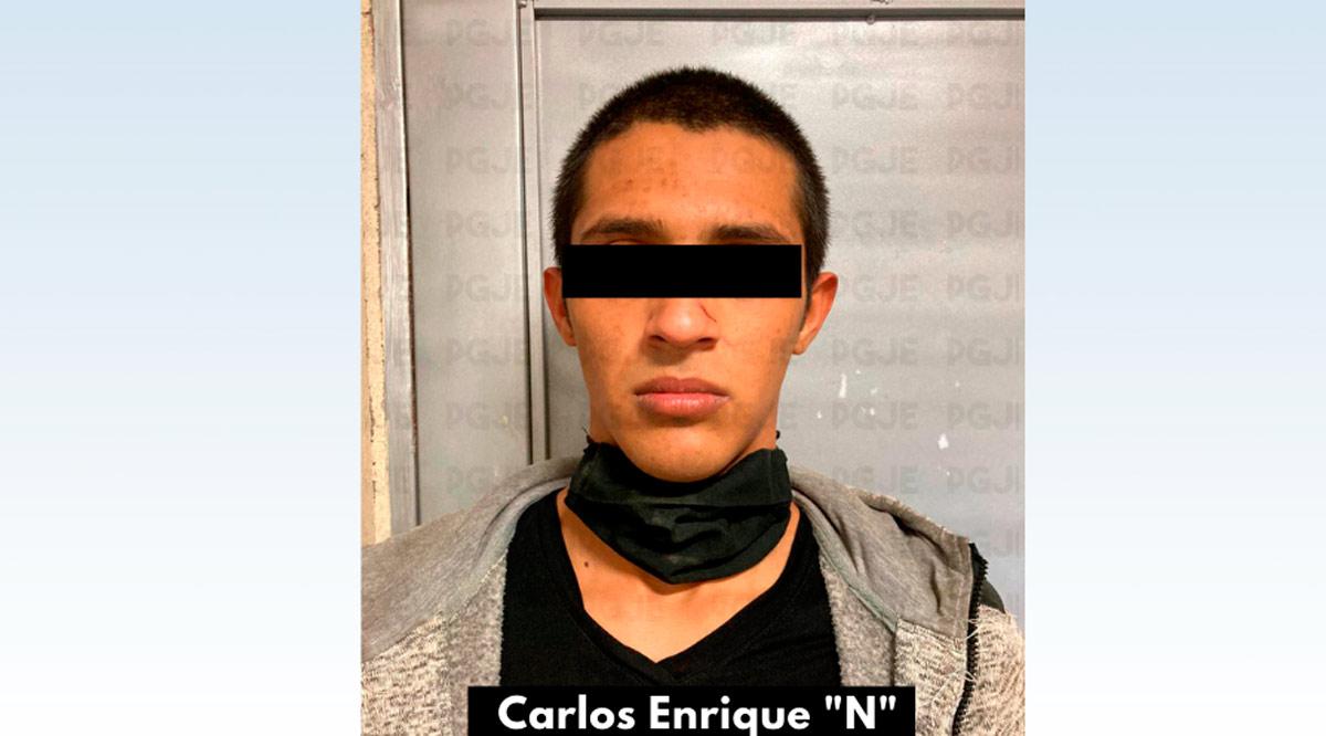 Cumplimentan orden de aprehensión por robo con violencia moral en La Paz