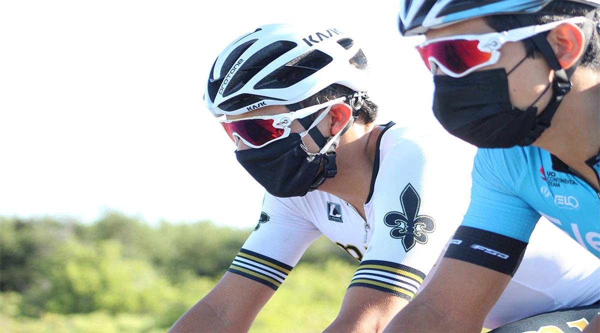 Ciclistas de BCS en espera de competencias