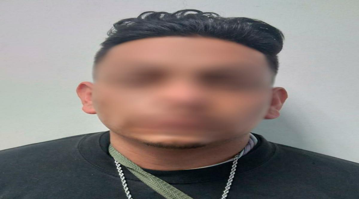 Por delitos contra la salud fue capturado en el Aeropuerto de SJC