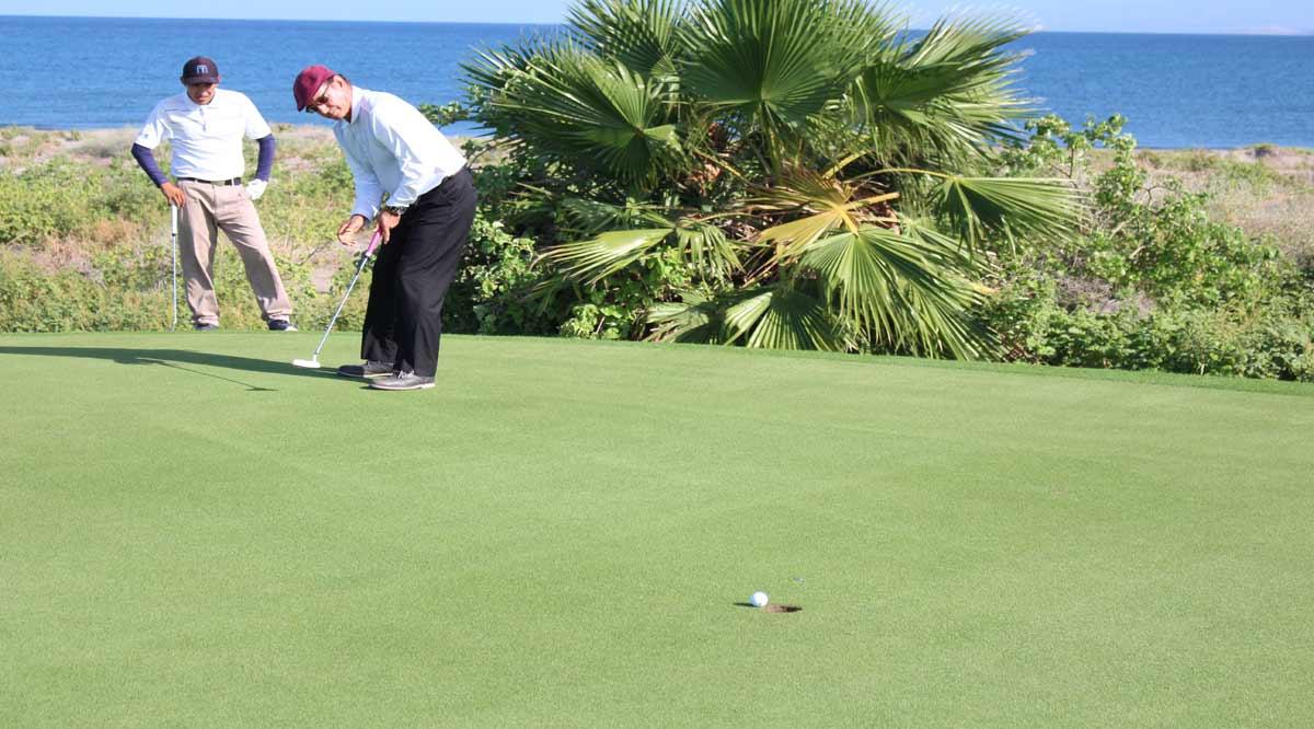 Abre temporada de golf  BCS con Torneo de Reyes