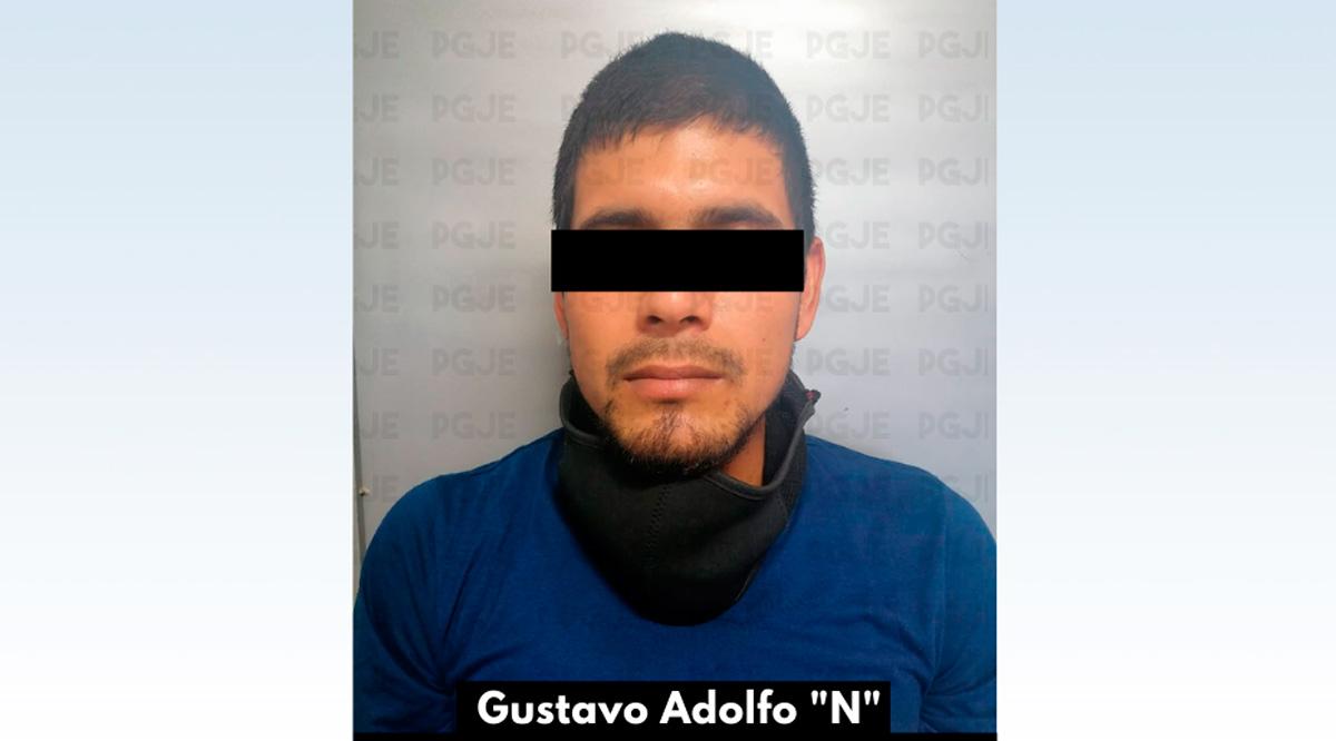 Prisión preventiva a sujeto por el delito de robo en La Paz
