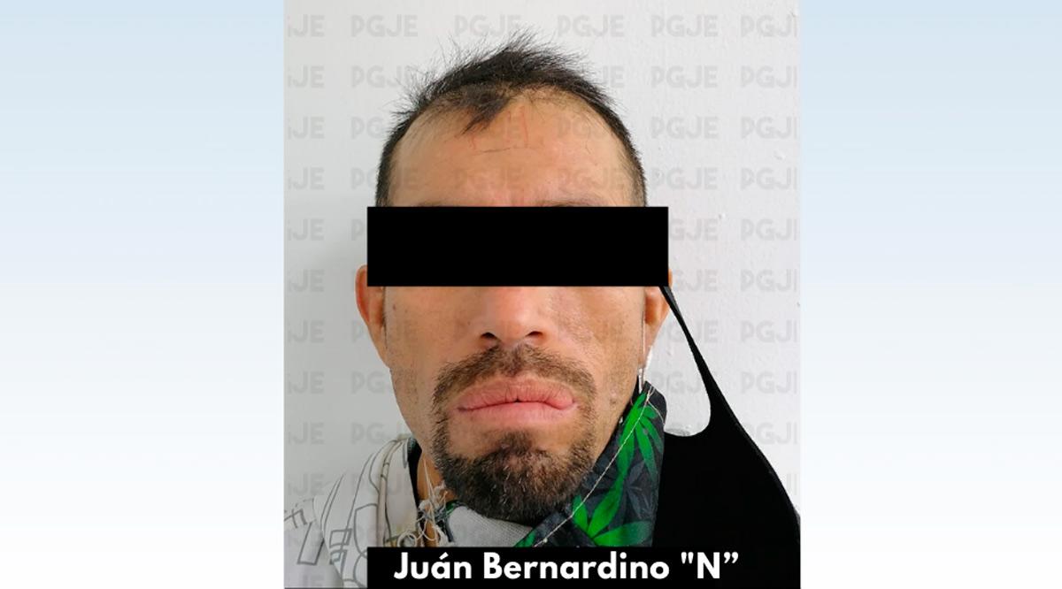 """Prisión preventiva para """"El Dona"""" por robo con violencia en La Paz"""