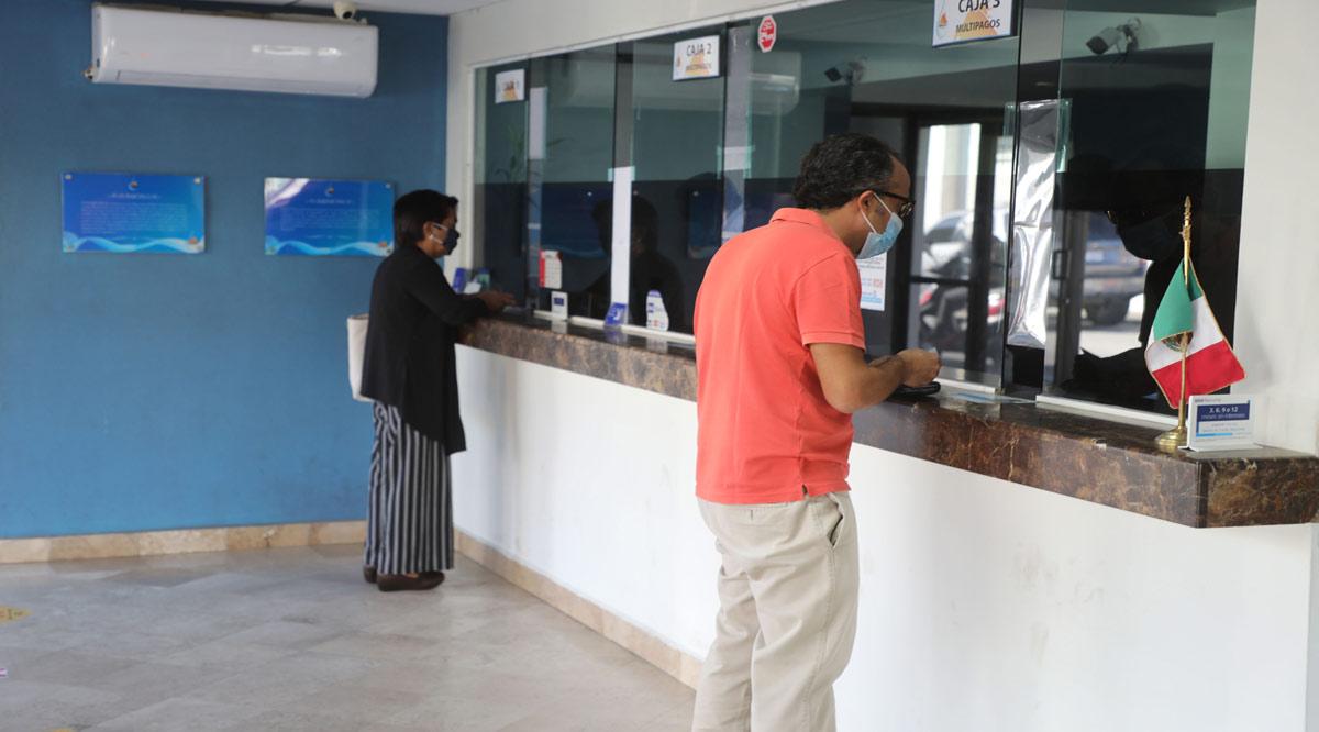 Reactiva Oomsapas de Los Cabos el servicio de pago en línea
