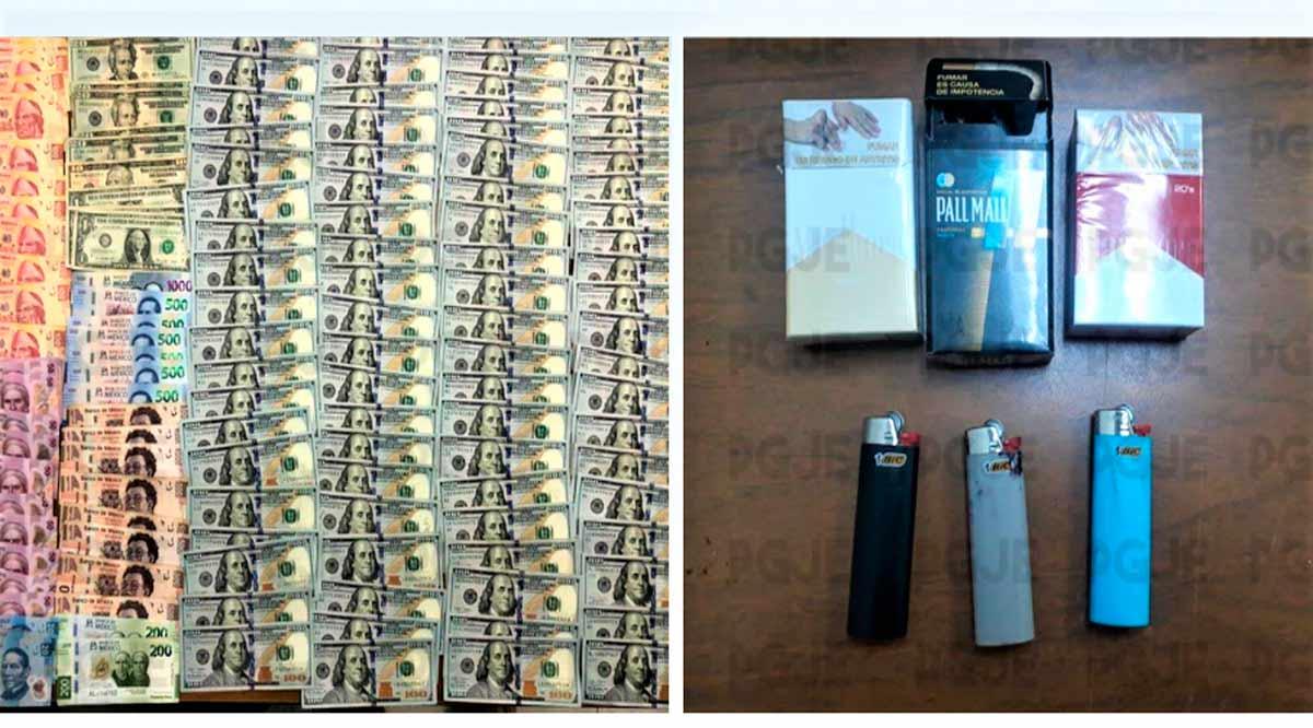 Recuperan dinero y artículos robados tras catear un domicilio en Mulegé