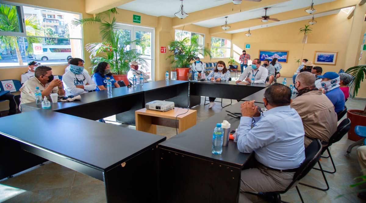 Requiere la marina de CSL mayor atención del gobierno federal: Lupita Saldaña