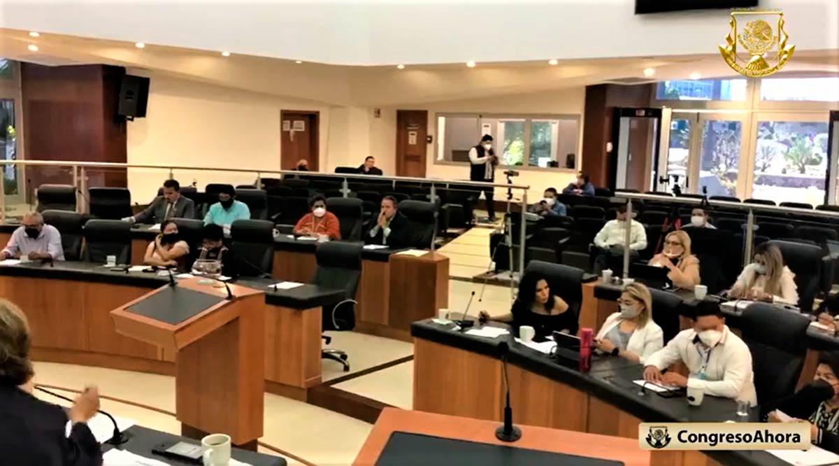 Rechazan diputados observaciones del Ejecutivo al presupuesto 2021 de BCS