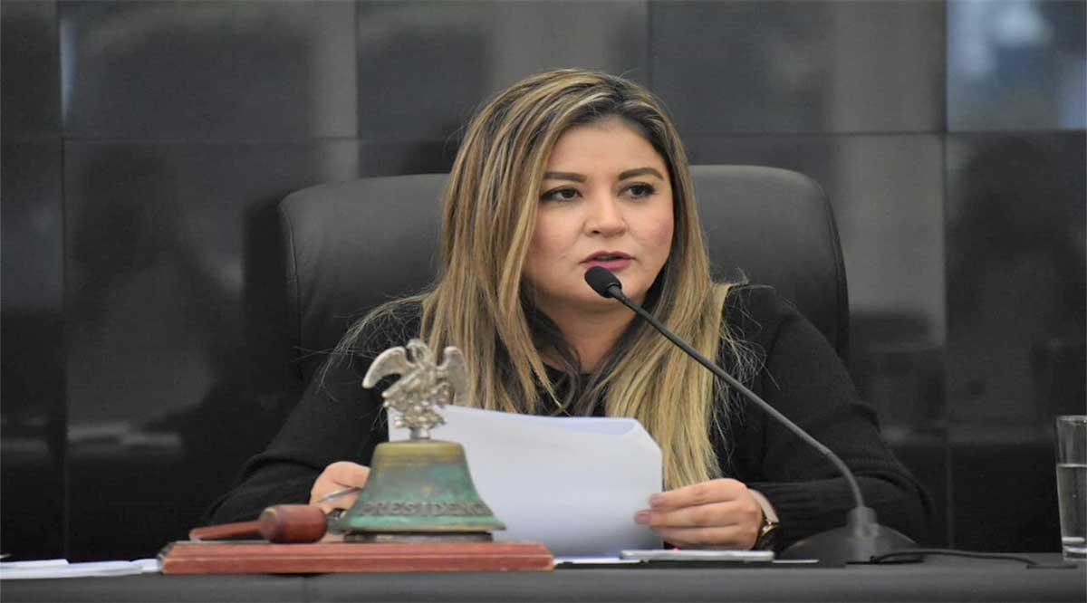 Asegura diputada Rubio que SCJN falló a favor del grupo de los 8 y convocará a sesión