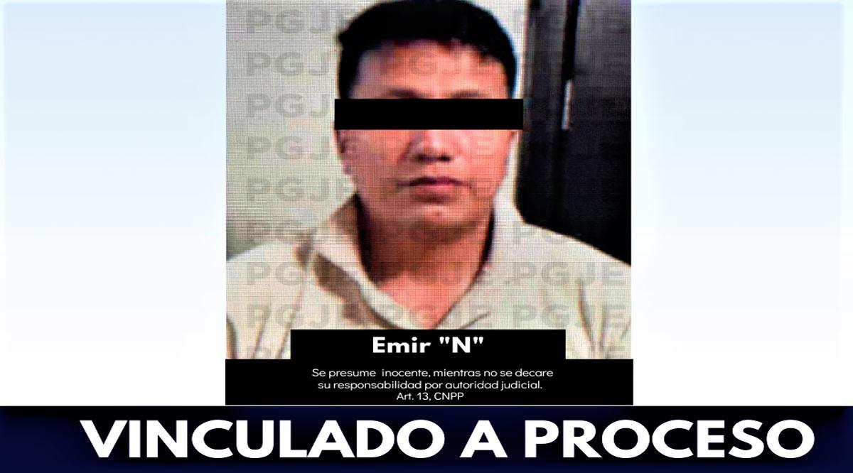 Involucrado en secuestro exprés en Los Cabos está en prisión y vinculado a proceso