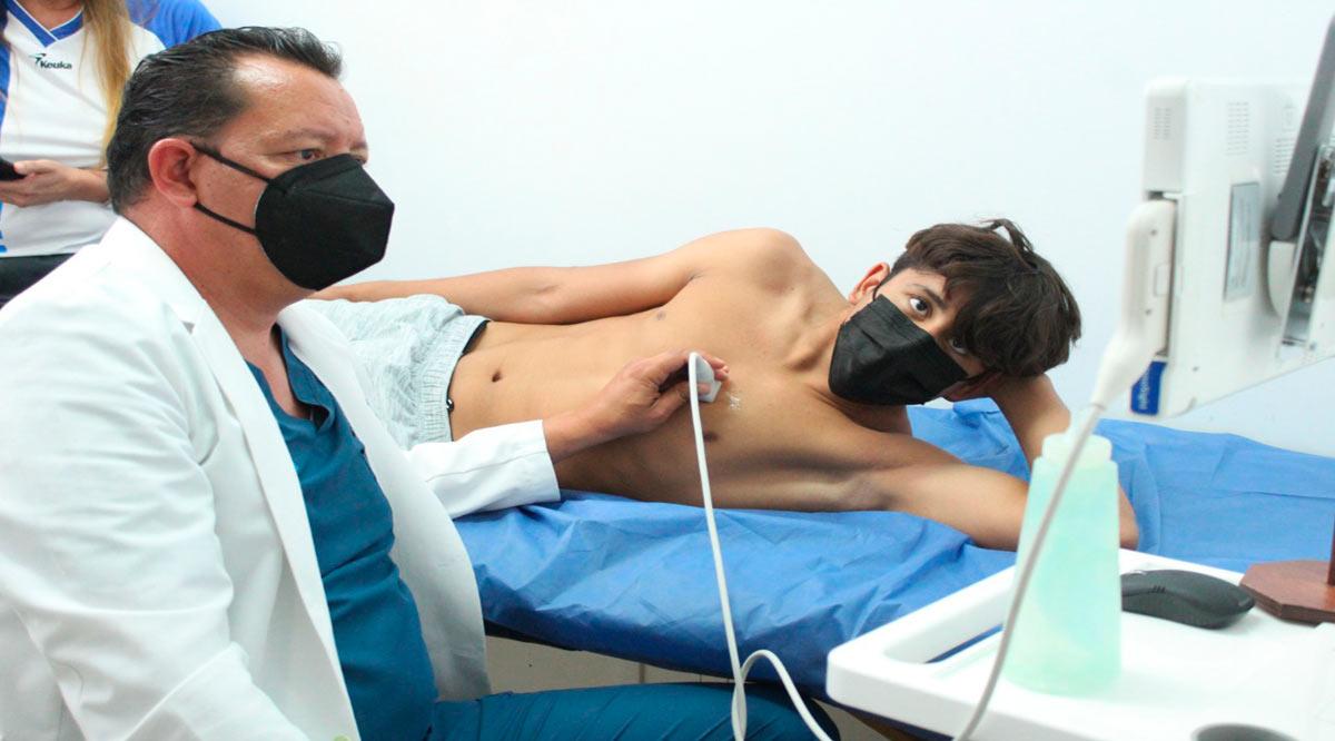 Positivos resultados arrojó la evaluación médica a atletas de BCS