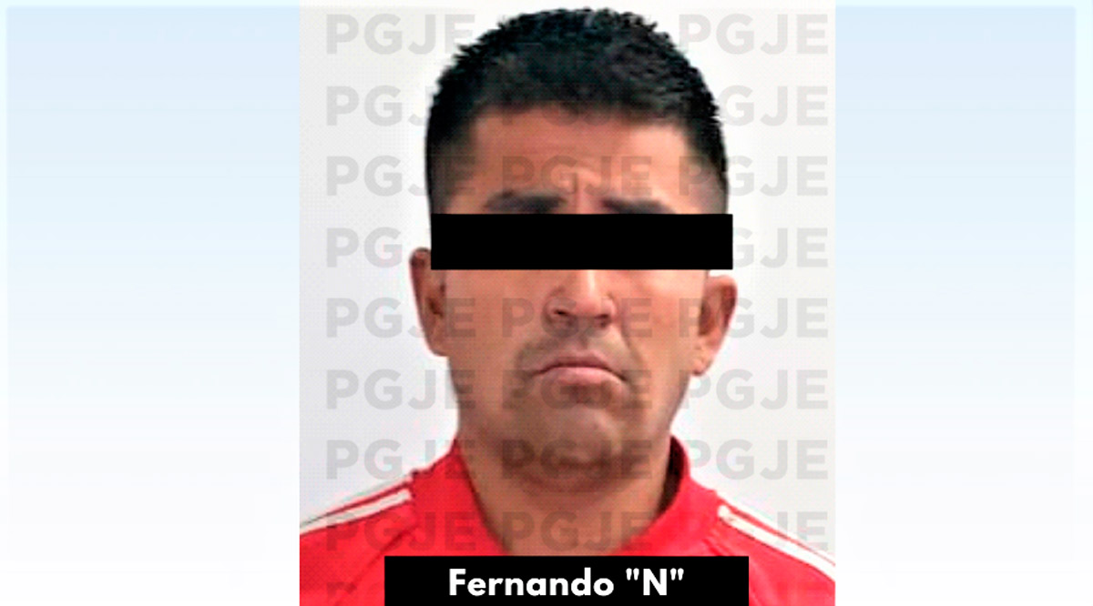 Detienen a un sujeto en La Paz con posesión de 255 dosis de droga
