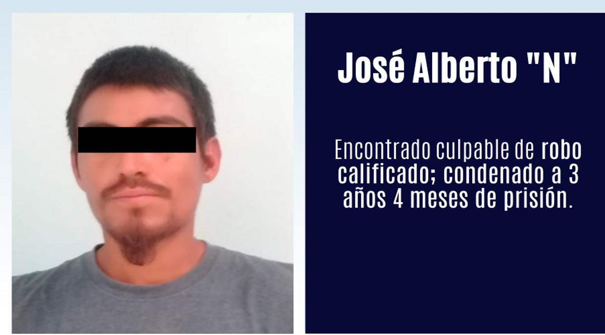 """Por robo calificado estará """"El Chacato"""" tras las rejas 3 años 4 meses"""