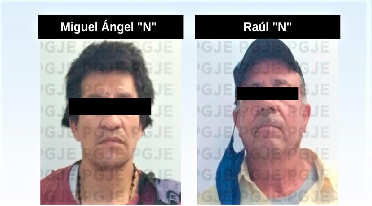 Detienen a 3 personas en La Paz en posesión de 575 dosis de droga