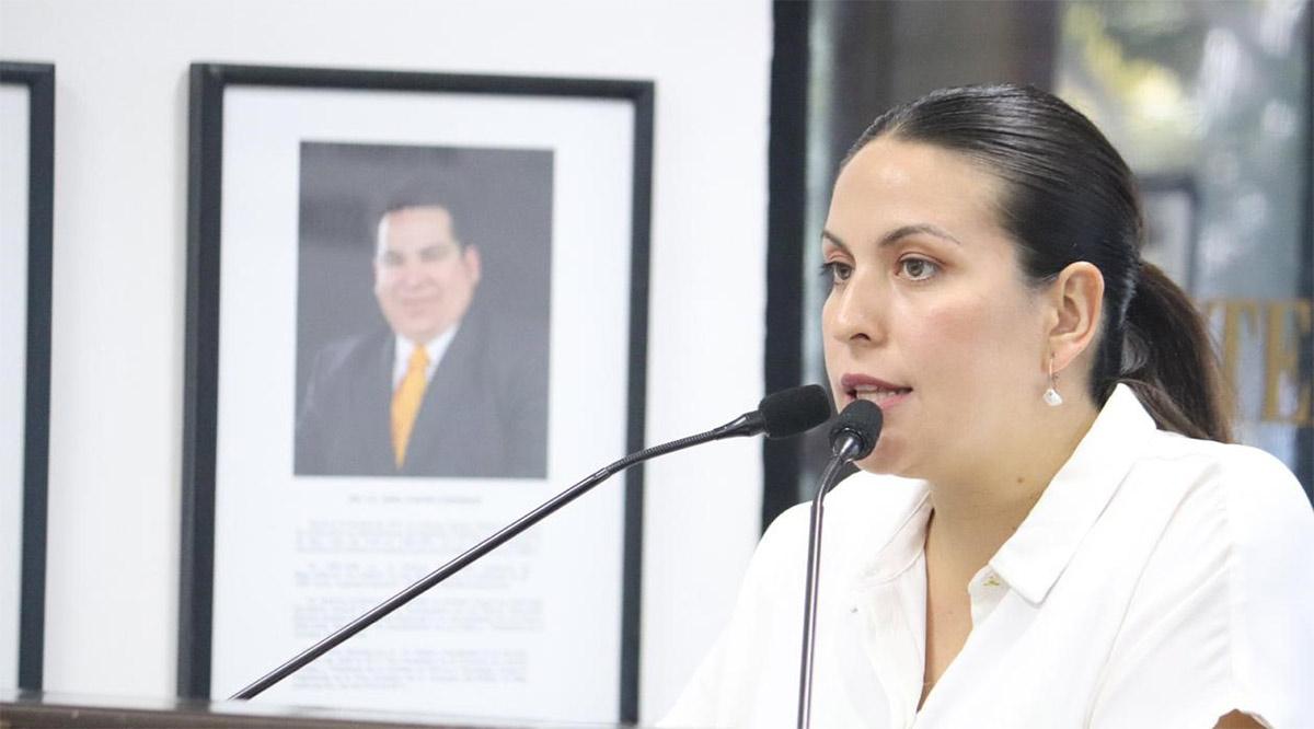 Pide licencia temporal la diputada Milena Quiroga
