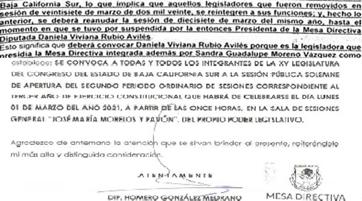 Minimizan diputados de Morena resolutivo de la SCJN y convocan a sesión