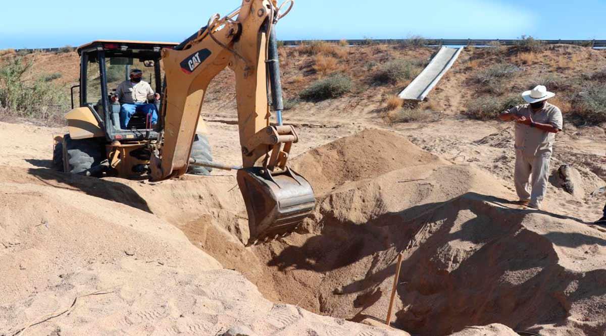 Repara Oomsapas tuberías en CSL y llaman a no conectarse en forma ilegal