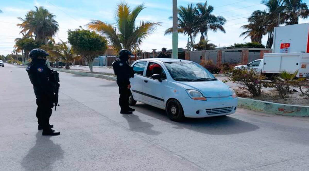 Instalarán Comisaria de la Policía Estatal en Comondú
