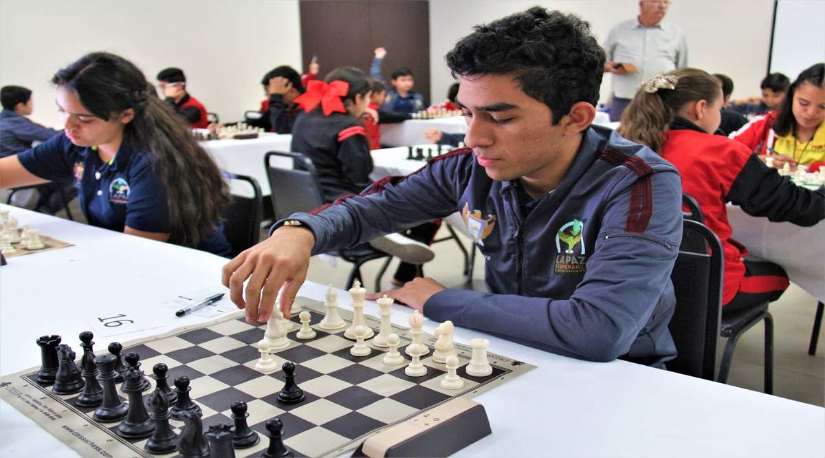 Competirá Paul Flores en el Torneo Valladolid de Ajedrez