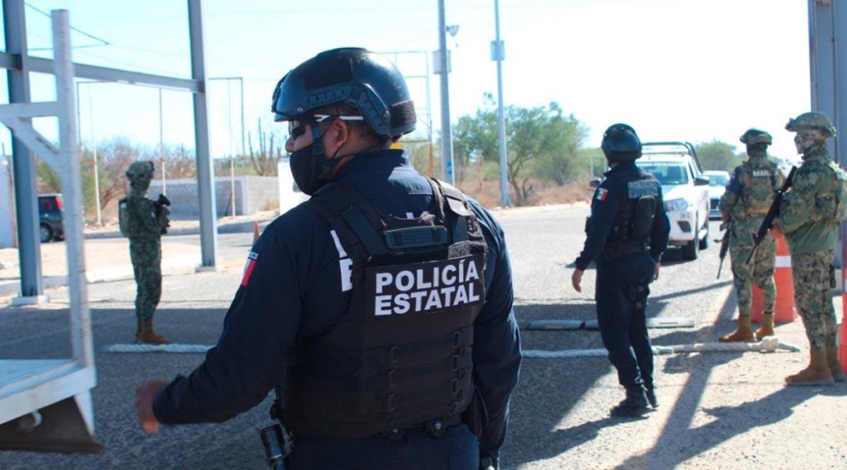 Han capturado a 303 prófugos de la justicia en BCS