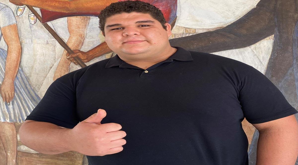 Participará Raúl Manríquez en el Campeonato Panamericano de Pesas