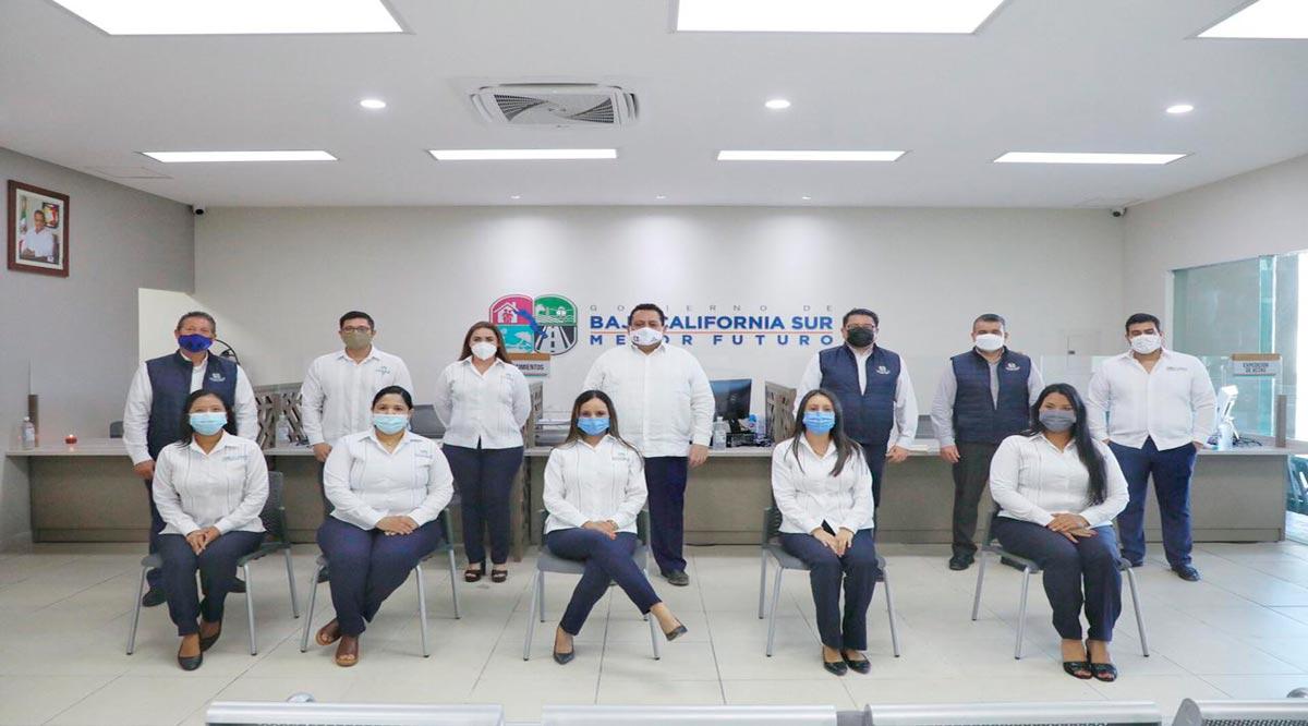 Inauguró el Gobernador nuevas instalaciones del Registro Civil en CSL