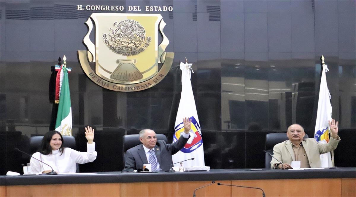 Revocó Diputación Permanente el inicio anticipado de sesiones en BCS