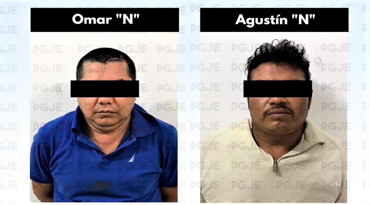 Prisión a sujetos acusados de homicidio calificado con ventaja en Los Cabos