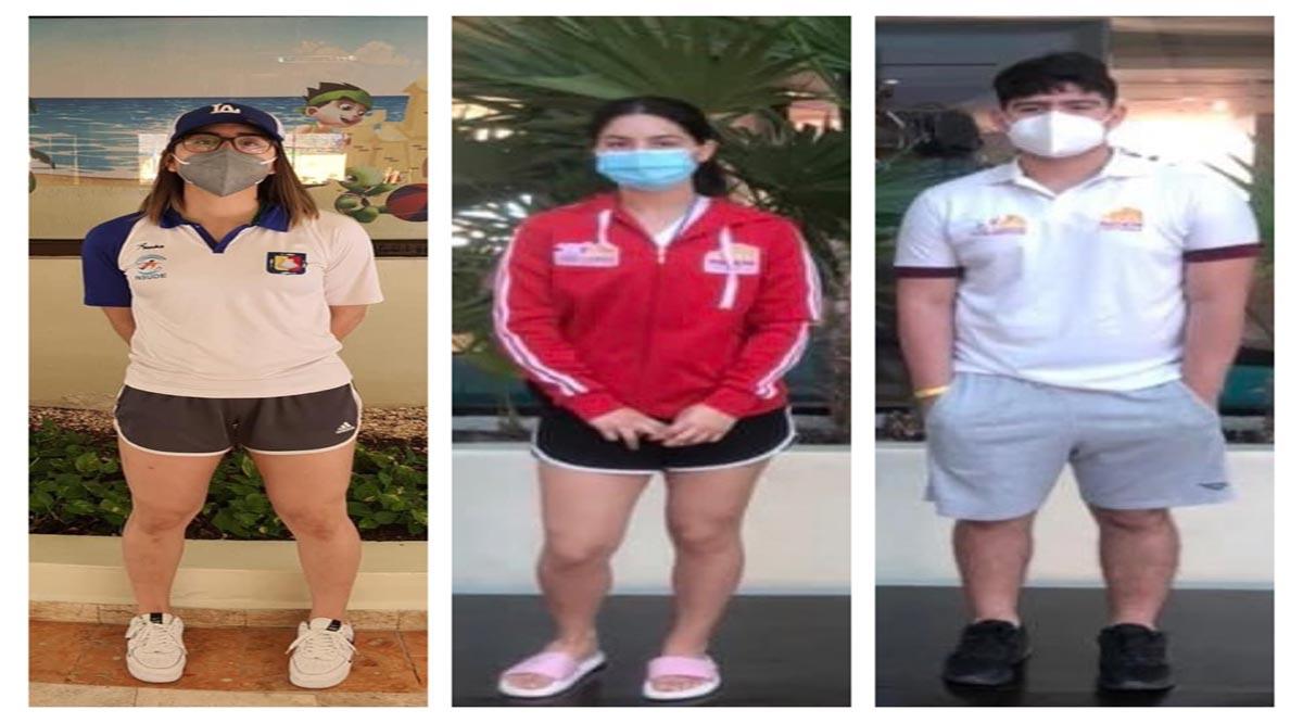 Buscan clasificarse taekwondoínes de BCS a los Juegos Panamericanos de la Juventud
