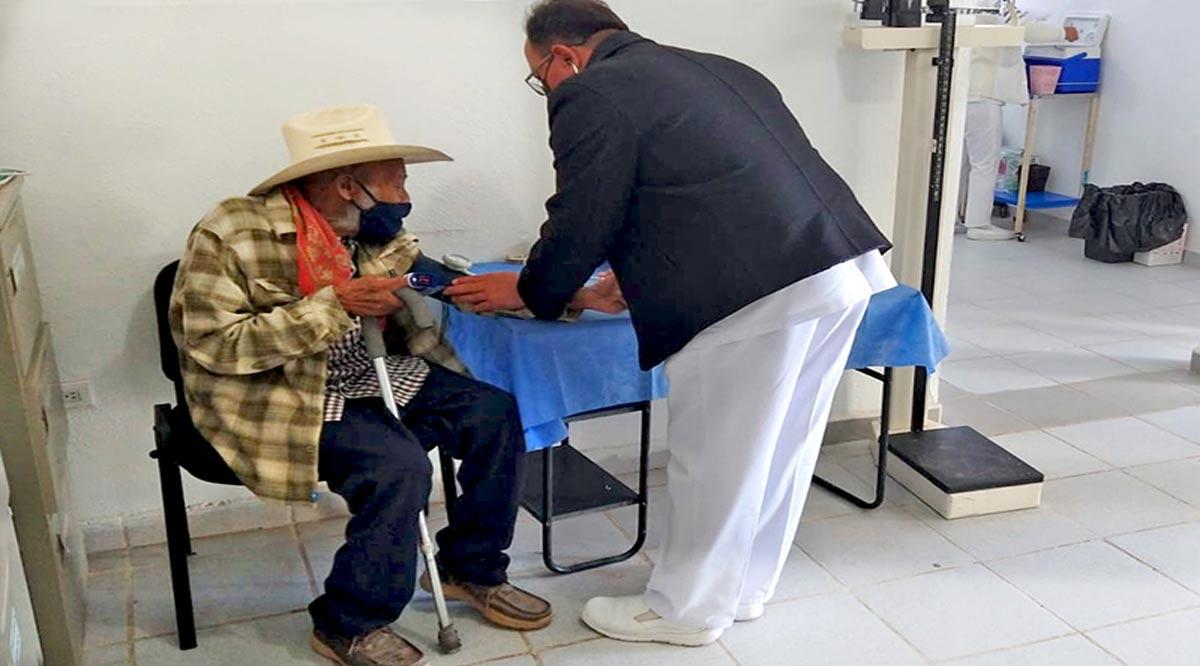 Llegó vacuna contra el Covid-19 para 1,950 adultos mayores de 60 años en Mulegé