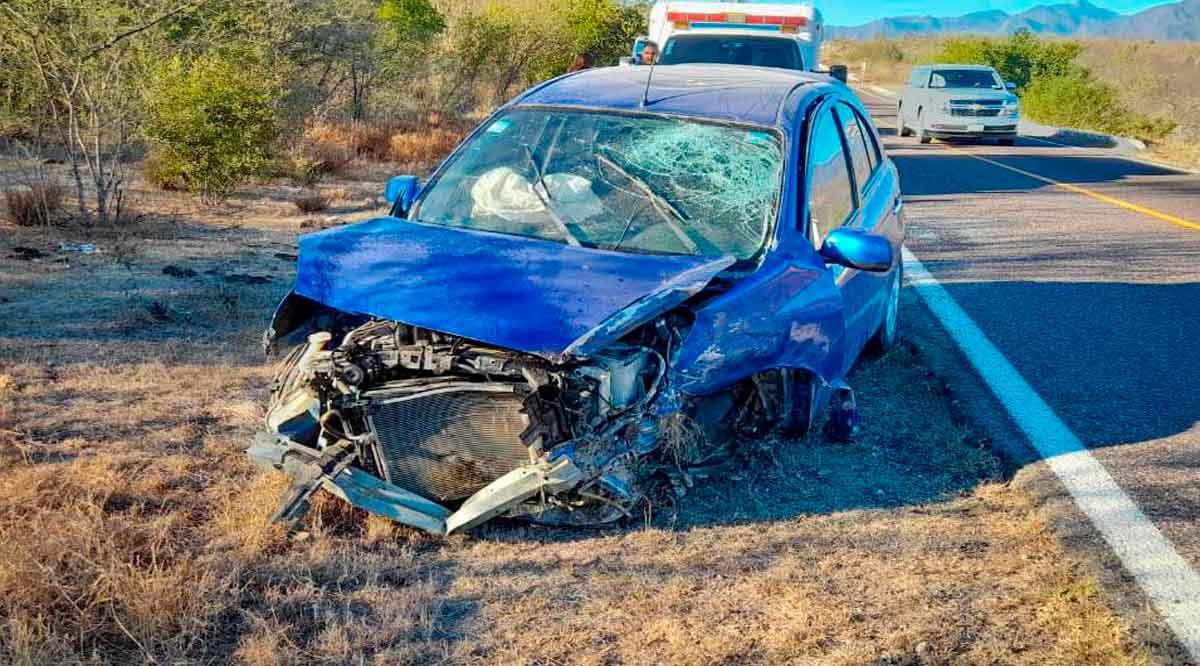 Se han incrementado en 25% los accidentes vehiculares en Los Cabos