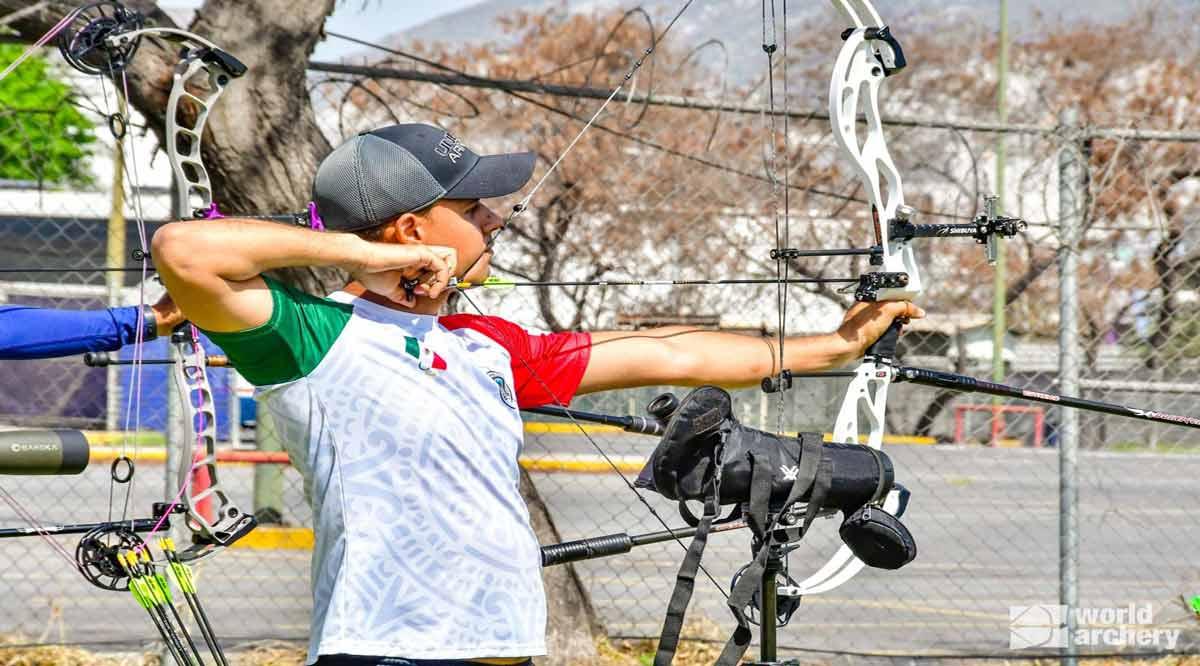 Obtuvo Antonio Hidalgo medalla de plata en prueba de equipo mixto en Panamericano de Tiro