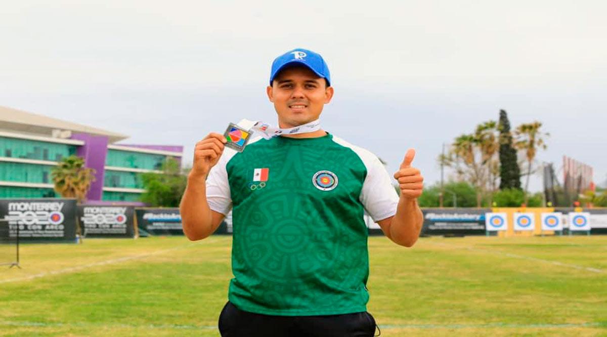 Cae en la final Antonio Hidalgo y se queda como subcampeón del Panamericano de Tiro con Arco
