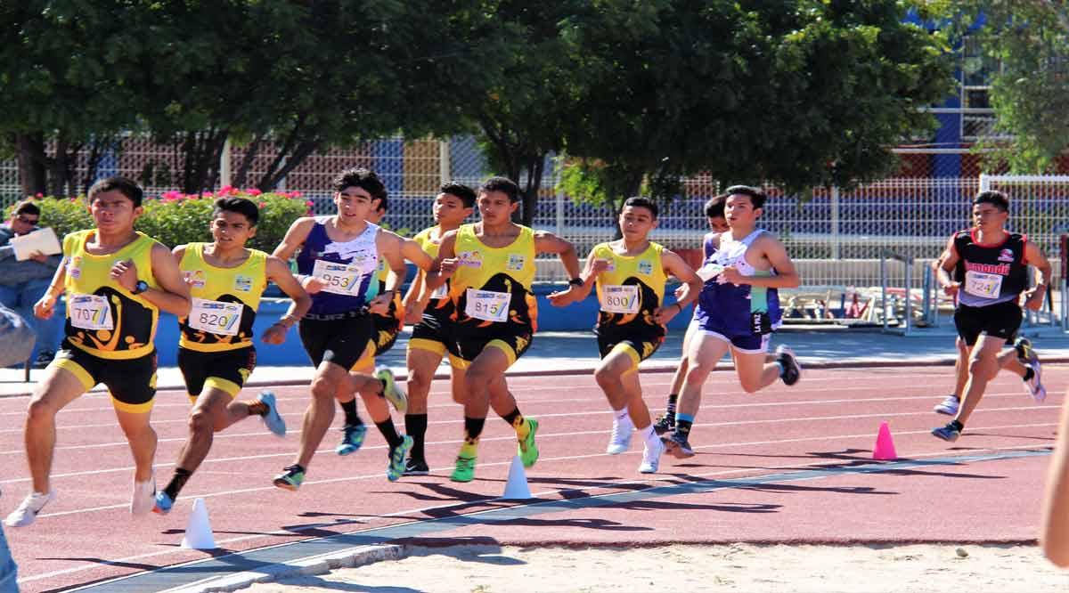 Presentaron los municipios de BCS listado de atletas para el selectivo estatal