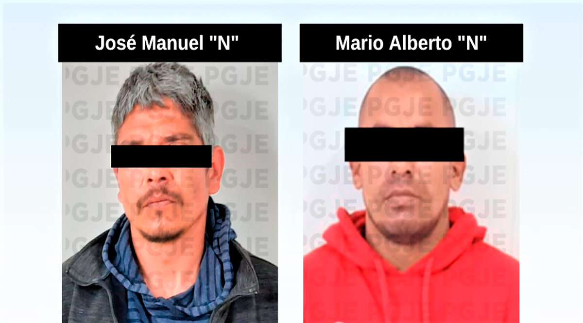 Aseguran a dos sujetos en posesión de droga en Loreto