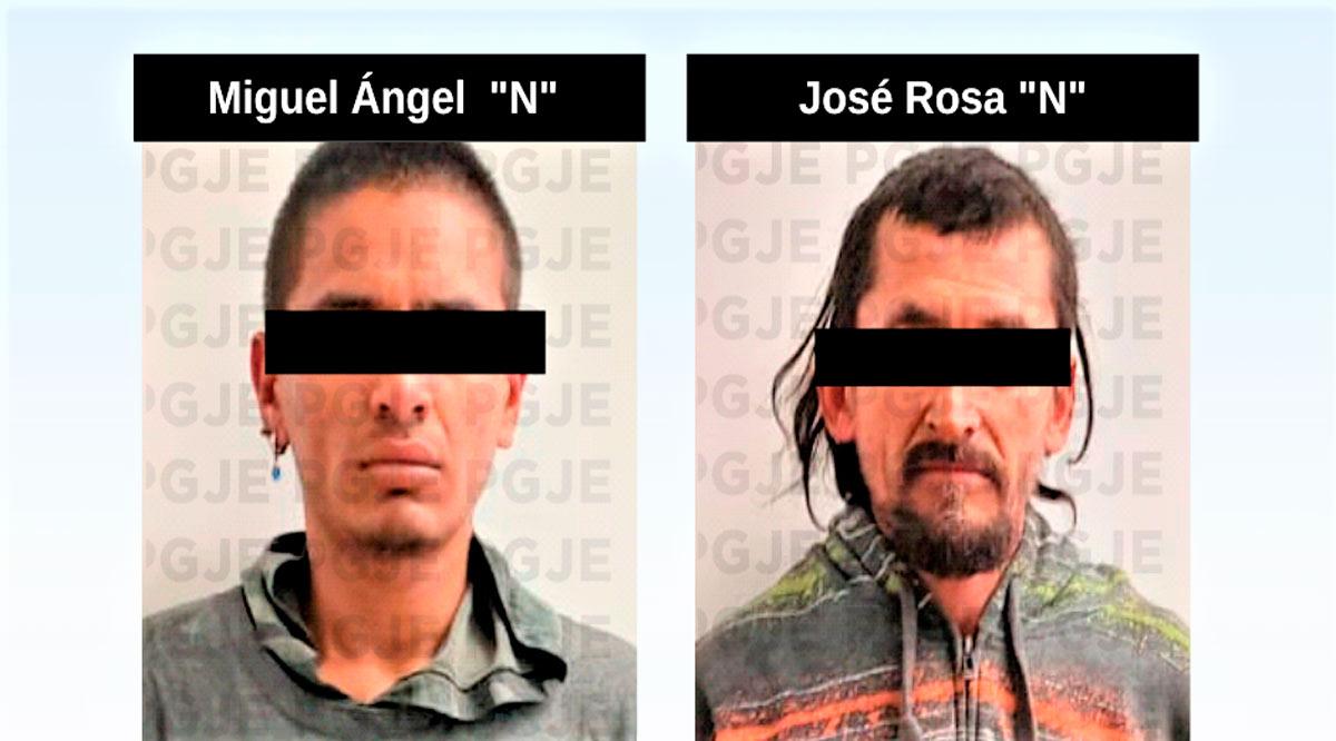 Aseguran a 2 sujetos en posesión de 550 dosis de cristal en La Paz