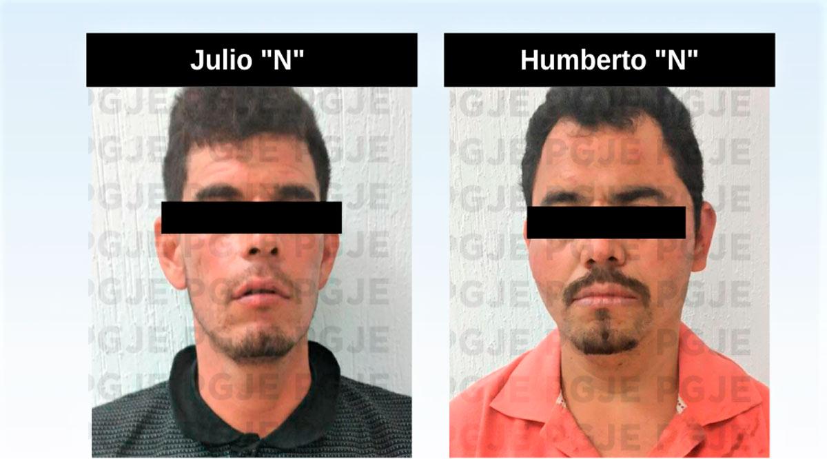 Por robo con violencia en Los Cabos par de sujetos están en prisión preventiva