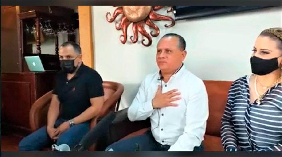 Luego de estar en evento del PVEM, Ernesto Ibarra llama a la unidad en Morena-PT