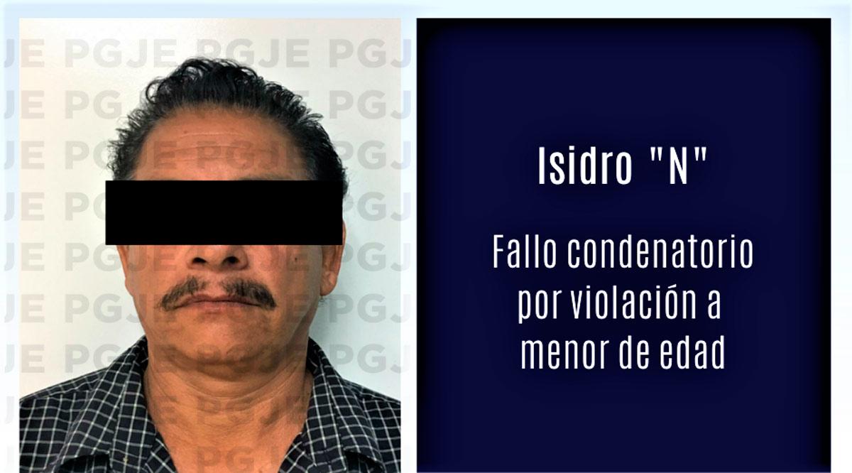 Fallo condenatorio contra sujeto acusado por violación en Los Cabos
