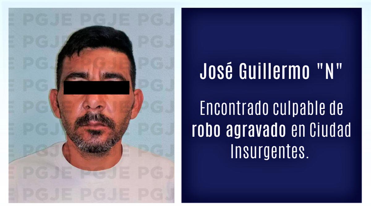 """Comprueban la responsabilidad de """"El Josesín"""" por robo con violencia en Comondú"""