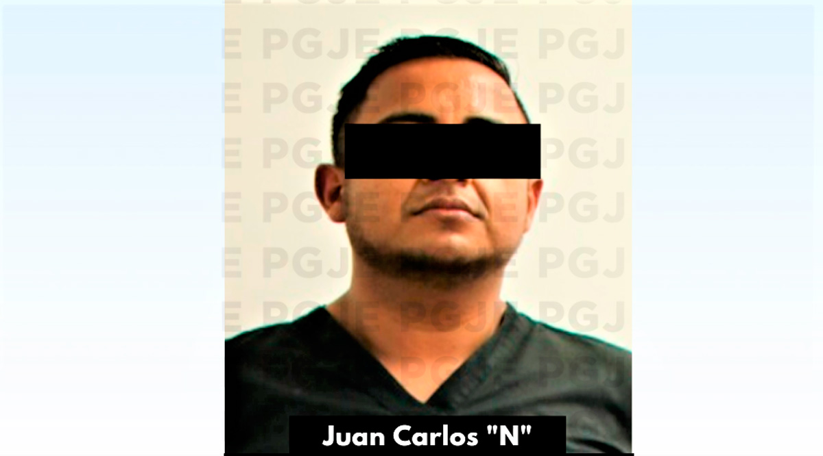 En cateo en La Paz aseguraron a un hombre en posesión de más de 2 mil dosis de droga y psicotrópicos