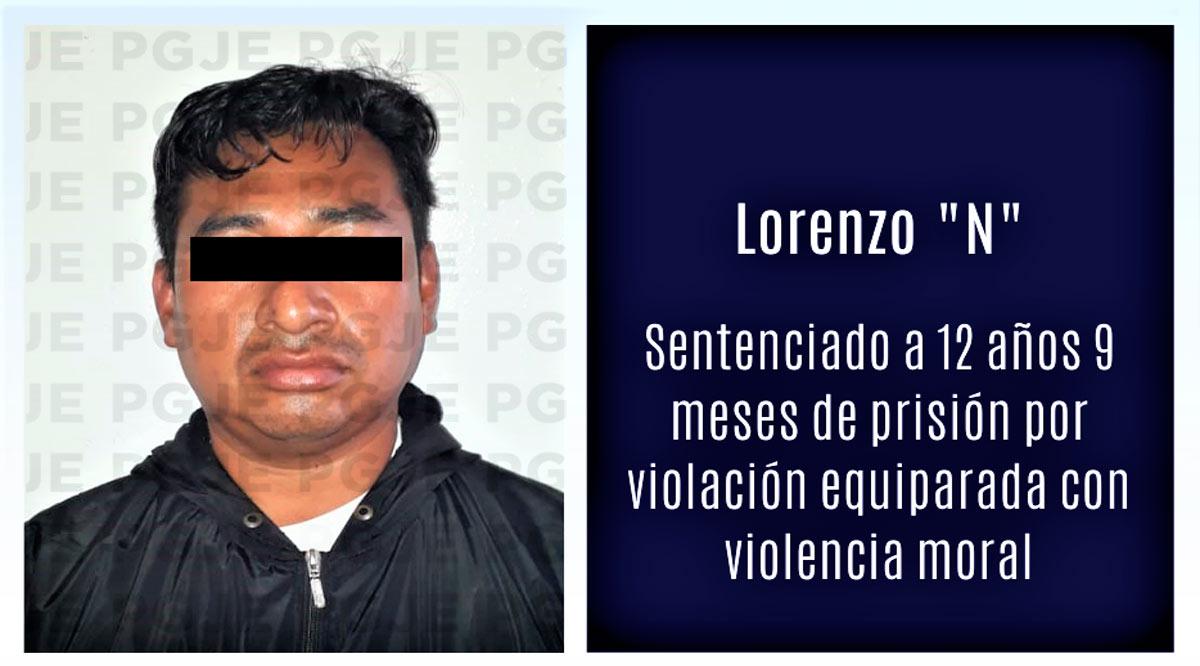 Sentencian a violador 12 años 9 meses de prisión en Mulegé