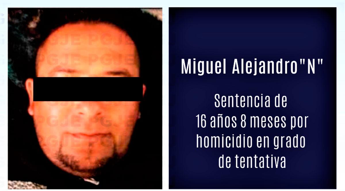 """Sentencian a """"El Mike"""" 16 años 8 meses de prisión por homicidio en Comondú"""