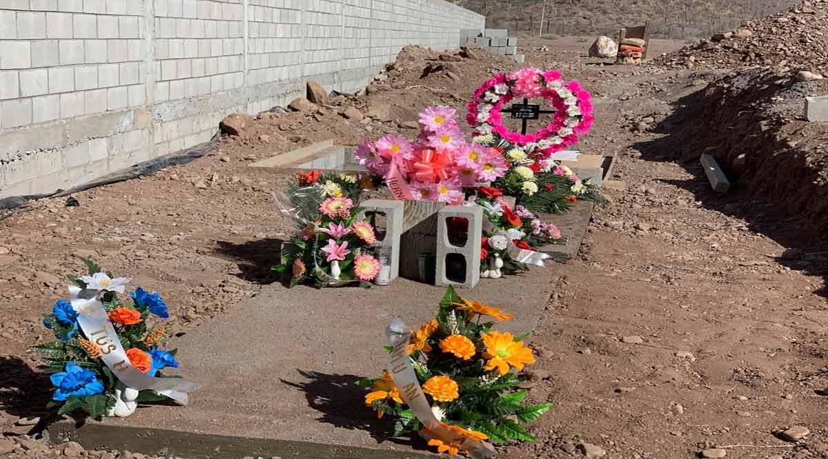 Recibió el nuevo panteón de Loreto su primera sepultura