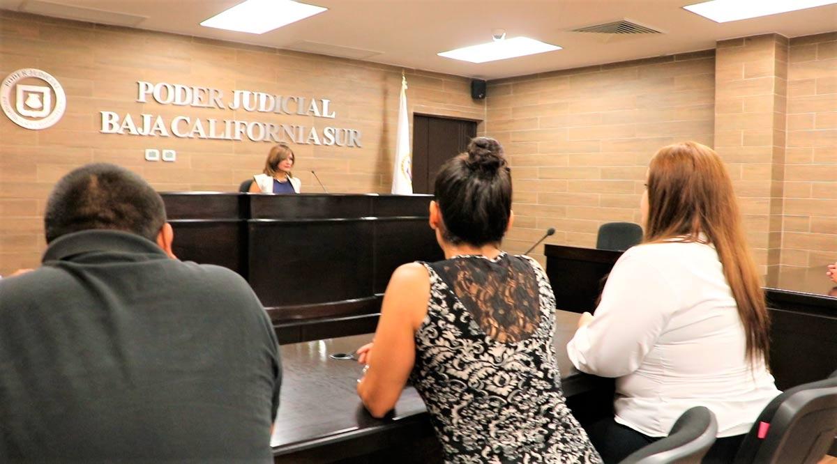 En el primer trimestre del 2021 se han dictado 12 sentencias condenatorias contra responsables de delitos sexuales en BCS