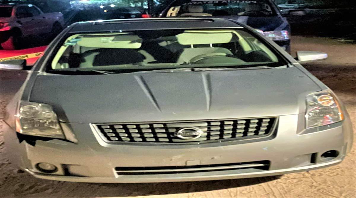 Recuperan vehículo reportado como robado en La Paz