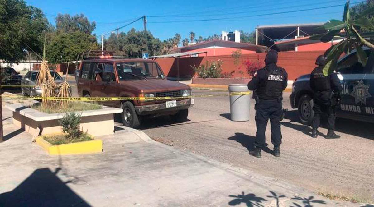 Detienen a una persona buscada por delito de robo y recuperan un vehículo en La Paz