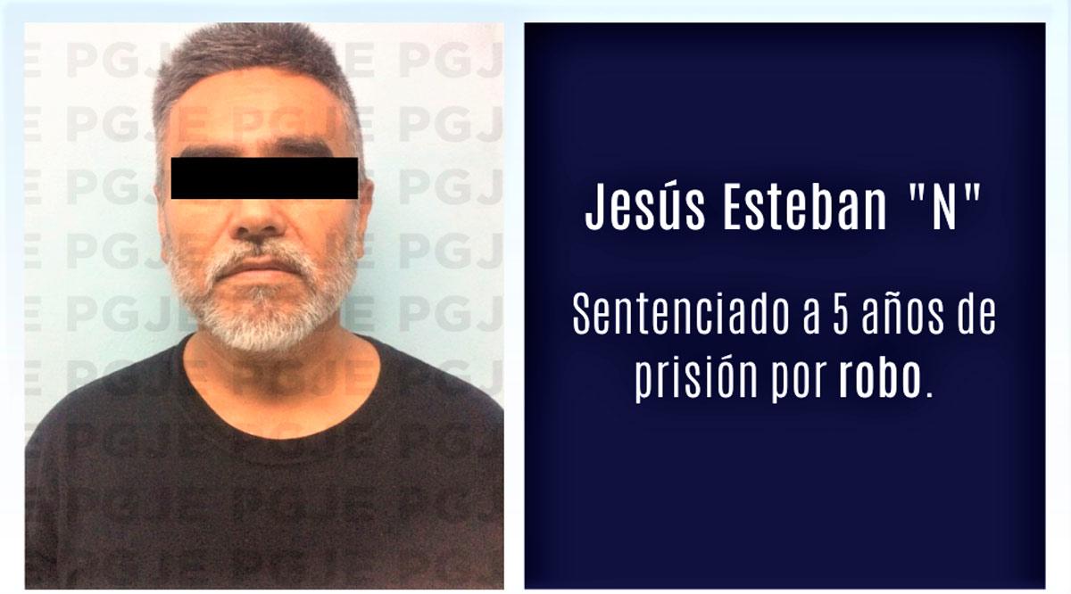"""Pasará 5 años de prisión """"El Chino"""" por robar con violencia una gasolinera en Loreto"""