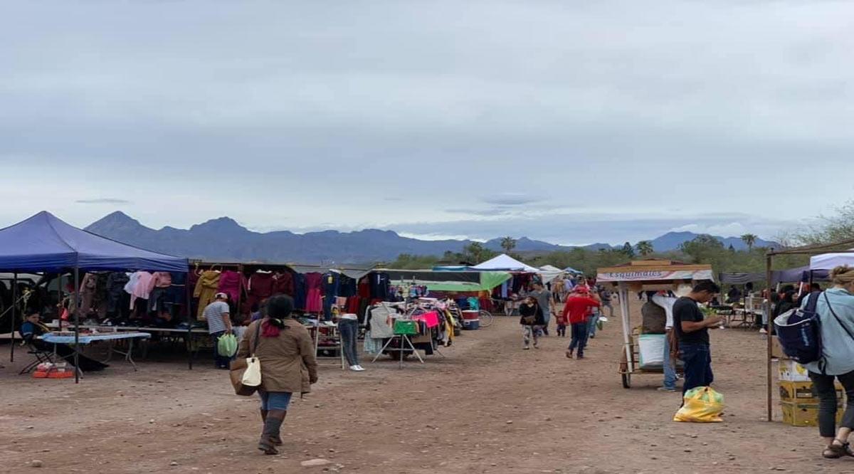 Autorizan en Loreto la operación del tianguis municipal y mercado orgánico